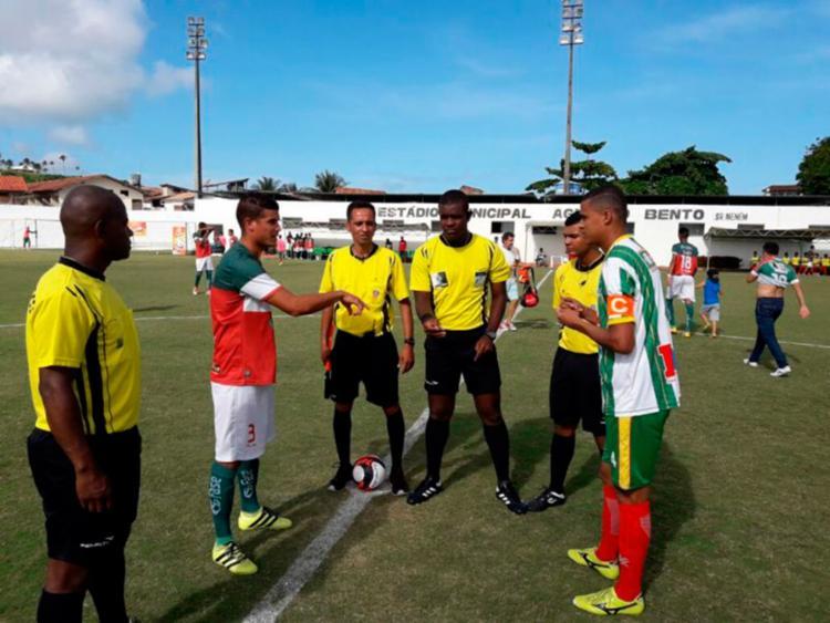 Rodada do final de semana teve quatro empates - Foto: Divulgação | FBF