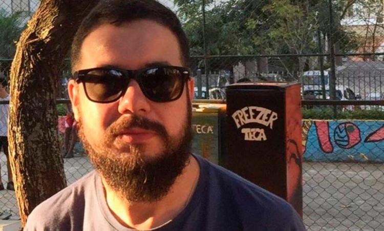 O jornalista Thyago Gadelha, de 36 anos, morreu no local - Foto: Reprodução | Facebook