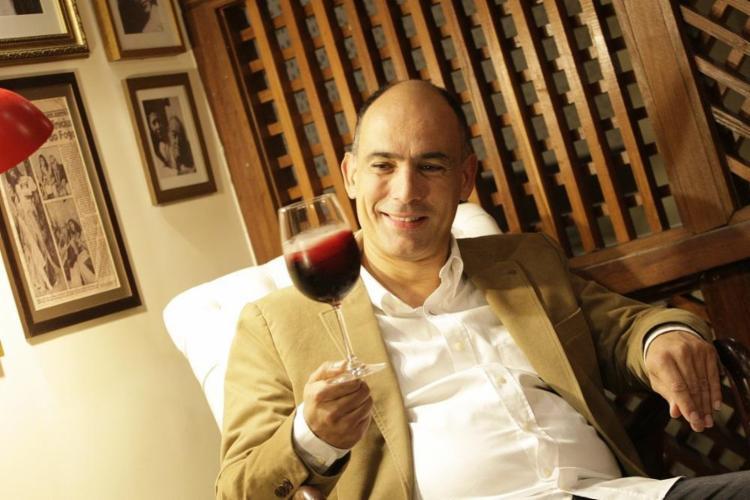 Luís Vieira, que comanda a Parras Wines, é um dos maiores empresários do setor de vinhos de Portugal - Foto: Mila Cordeiro / Ag. A TARDE