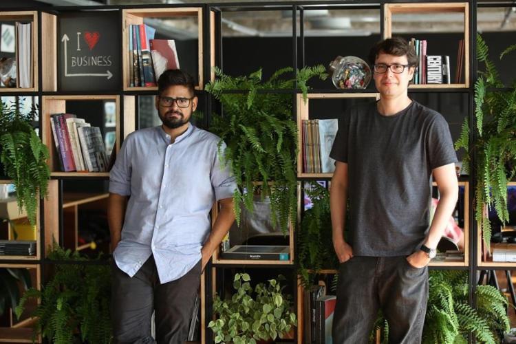 Diego Gomes e Saul Kaminsky, do Urban Recycle, dividem-se entre projetos comerciais de arquitetura e pesquisas para propor soluções para a cidade - Foto: Joá Souza   Ag. A TARDE