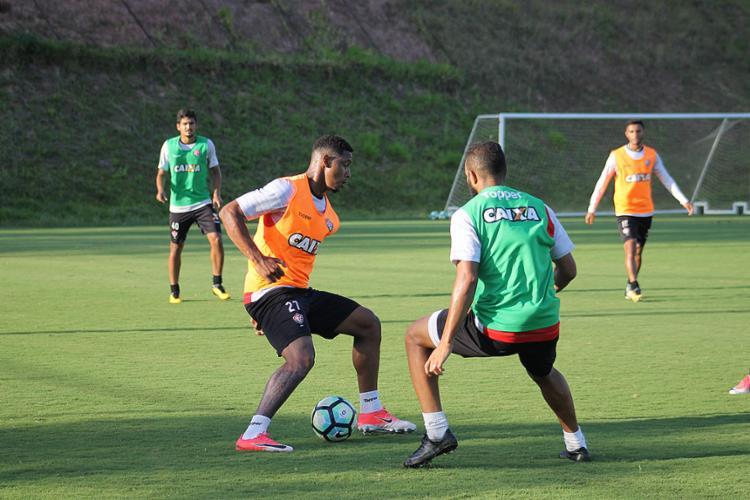 Time conta com reforços para voltar a vencer e sair da degola do Brasileirão - Foto: Maurícia da Matta l EC Vitória