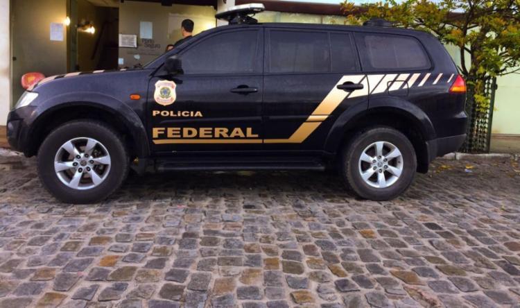 PF investiga os prefeitos dos municípios de Eunápolis, Santa Cruz Cabrália e Porto Seguro - Foto: Polícia Federal | Divulgação