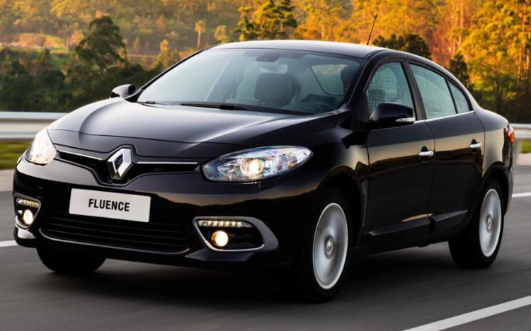 A marca oficializou esta semana o fim do sedã médio - Foto: Renault | Divulgação