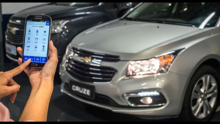 OnStar da Chevrolet une ajuda ao motorista com rastreamento - Foto: Chevrolet | Divulgação