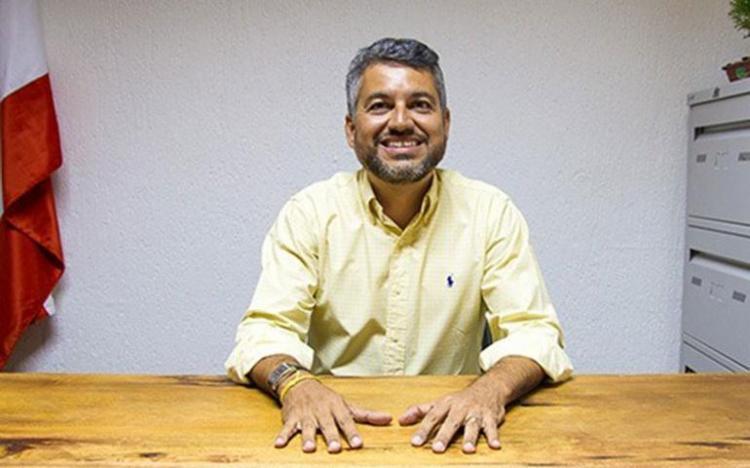 Prefeito Elmo Vaz recebeu recomendação do MP para anular as contratações dos familiares - Foto: Divulgação | prefeitura de Irecê