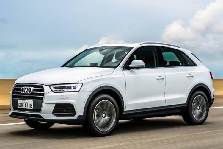 A Audi foi eleita pela sexta vez consecutiva como a melhor marca - Foto: Divulgação