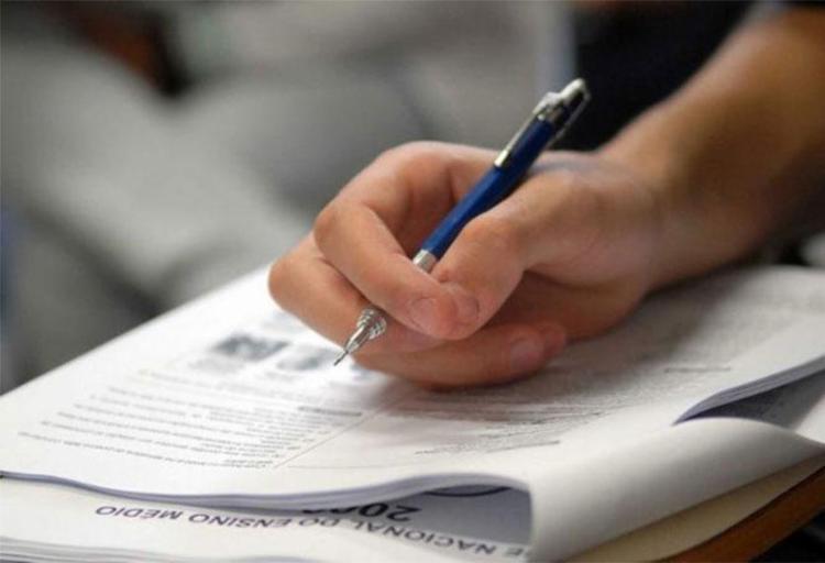 Enem: Estudantes já podem conferir a correção da redação