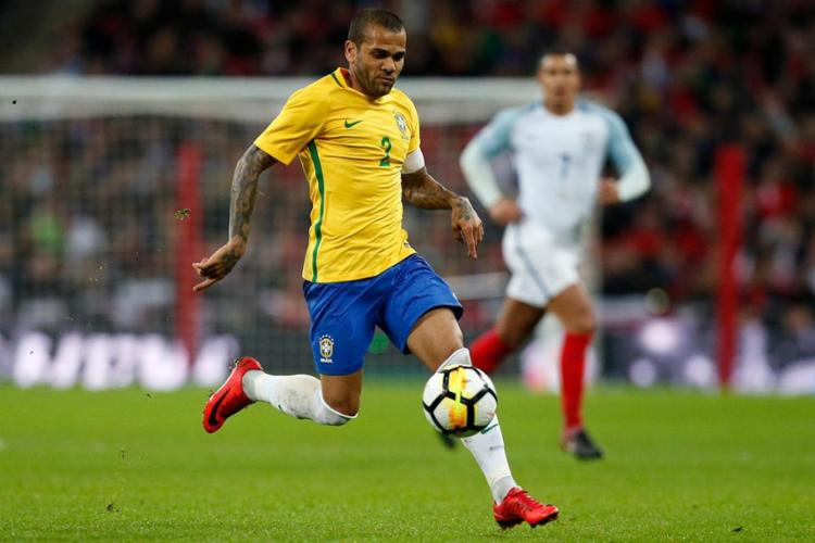 Seleção brasileira não entrou em campo em fevereiro - Foto: Ian Kington e Adrian Dennis   AFP