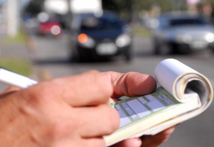 Detran da Bahia pretendiam permitir o parcelamento de multa de trânsito - Foto: Foto   Divulgação