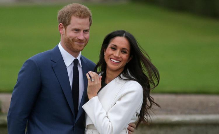 Príncipe Harry e Meghan pretendem se casar na primavera de 2018 - Foto: Daniel Leal-Olivas | AFP