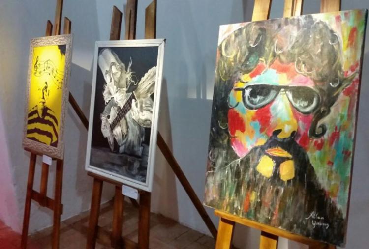 Estudantes da rede estadual irão expor 94 obras de artes visuais na Arena Fonte Nova
