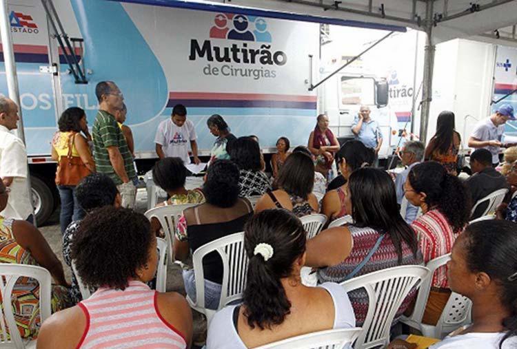 Mutirão de Cirurgias chega ao município de Seabra