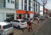Suspeitos fogem durante tentativa de roubo após alarme de banco disparar | Foto: Reprodução | Google Maps