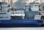 Falha mecânica e mar agitado prejudicam travessia do ferry no fim de semana | Foto: Joá Souza | Ag. A TARDE | 26.10.2016