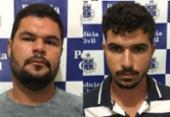 Dois são presos em operação contra roubo de gado na Bahia | Foto: Divulgação | Polícia Civil