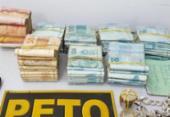 Mototaxista é preso com R$ 74 mil em espécie em Teixeira de Freitas   Foto: Divulgação   Rafael Vedra   Liberdade News