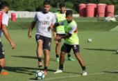 Com desfalques, Mancini faz testes no time que pega o Fla | Foto: Maurícia da Matta l EC Vitória
