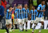 Grêmio sofre, mas vence Pachuca na prorrogação e vai à final do Mundial de Clubes | Foto: Giuseppe Cacace l AFP