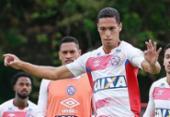 Éder acerta com o Novorizontino; Cerri é sondado pelo Santos | Foto: Marcelo Malaquias l EC Bahia