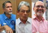 Sócios do Vitória vão às urnas para eleger o novo presidente | Foto: Editoria de Arte A TARDE l Ag. A TARDE