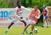 Bahia encara o São Paulo ainda com chance de ir à Libertadores | Foto: Marcelo Malaquias l EC Bahia