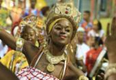 Evento discute importância da matriz africana no Carnaval de Salvador | Foto: Joá Souza | Ag. A Tarde