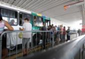 Mudanças em linhas de ônibus de Salvador são adiadas | Foto: Mila Cordeiro | Ag. A TARDE | 18/11/2017