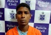 Jovem de 21 anos é capturado por seis homicídios em Itabela   Foto: Divulgação   PC-BA