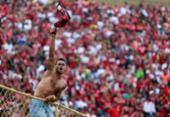 Confira as imagens de Vitória x Flamengo pelo Brasileirão | Foto: