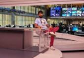 Responsável pelo vazamento do vídeo de Waack circula pela Globo e gera polêmica | Foto: Reprodução | Instagram