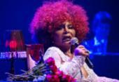 Elza Soares apresenta show com repertório de Lupicínio Rodrigues | Foto: Luiz Alves | Divulgação
