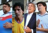 Mais de 7,6 mil sócios decidem hoje quem será o presidente do Bahia | Foto: Joá Souza e Luciano da Matta | Ag. A TARDE