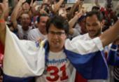 Um salve à democracia! | Foto: Mila Cordeiro | Ag. A TARDE