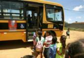 Transporte escolar está na mira do MPF | Foto: Joá Souza | Ag. A TARDE