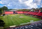 Vitória enfrenta o Ceará para deixar zona de rebaixamento e aliviar pressão | Foto: Adilton Venegeroles l Ag. A TARDE