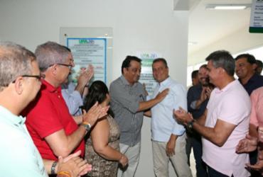 Unidade de Pronto Atendimento de Macaúbas é inaugurada