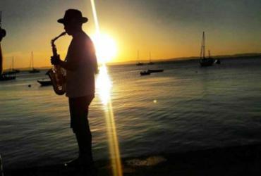 Saxofonista Henrique Moura abre temporada de shows instrumentais em Itaparica