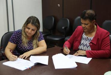 UFSB e IFBaiano celebraram convênio para compartilhar recursos e laboratórios