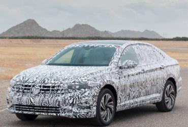 Volkswagen já mostra Jetta 2019