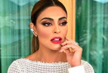 Juliana Paes admite tristeza por perder prêmio para Paolla Oliveira