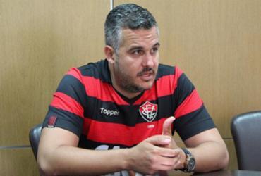 """Tiago Rua: """"O Vitória precisa entrar na era da modernização"""""""