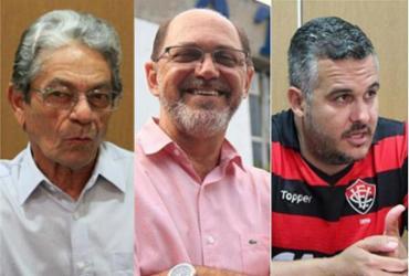 Sócios do Vitória vão às urnas para eleger o novo presidente
