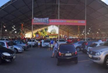 Feirão oferece veículos novos de R$ 30 mil a R$ 249 mil neste fim de semana