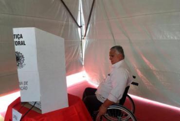 Mais de 1,8 mil sócios votaram na eleição do Vitória