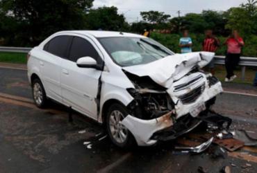 Morre terceira vítima de colisão entre carros na BR-135