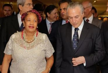 Ministra dos Direitos Humanos, Luislinda Valois, pede desfiliação do PSDB