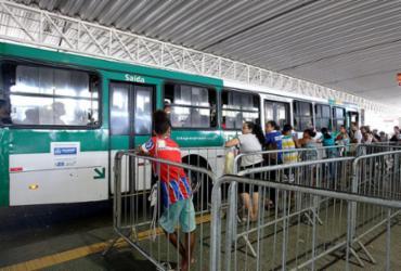 Ônibus operam em esquema especial durante Lavagem do Bonfim | Mila Cordeiro l Ag. A TARDE