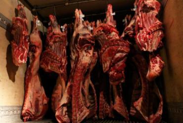 Mais de 12 toneladas de carnes e frangos são apreendidas na RMS