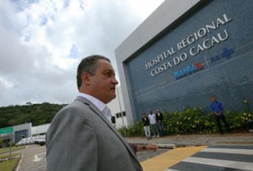 Hospital Regional da Costa do Cacau já começa a funcionar neste domingo