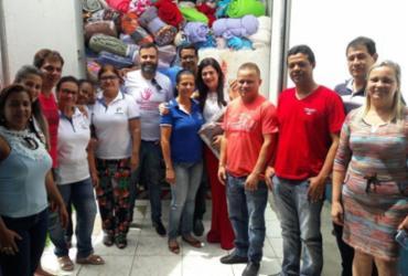 Itaratim recebe caminhão de doações arrecadadas pelas Voluntárias Sociais
